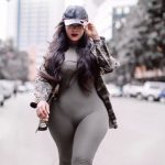 Naked Vera Sidika Photo erupts mixed reactions on social media.