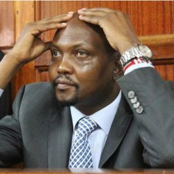 Powerful Bloggers Face-Off in the Moses Kuria Saga